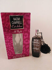 Naomi Campbell Cat Deluxe at Night EdT Eau de Toilette Natural Spray 15 ml