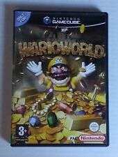 Warioworld Gamecube Game - Nintendo