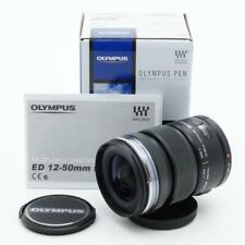 Olympus M.Zuiko Digital ED 12-50mm F/3.5-6.3 EZ Micro 4/3 Mount Lens (Black)