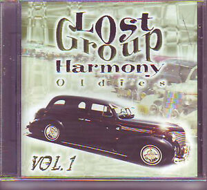 V.A. - LOST GROUP HARMONY OLDIES - Volume 1