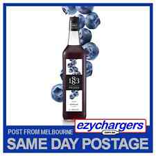 MAISON ROUTIN 1883 SYRUP BLUEBERRY 1L