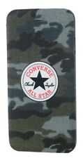 CONVERSE ALL STAR BOOKLET CASE COVER IPHONE 6 PLUS - CANVAS CAMO PRINT