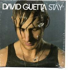 DAVID GUETTA RARE CD PROMO STAY