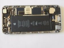 Apple iphone 6 16gb Silver A1586 logic board oem frame  as is notworking