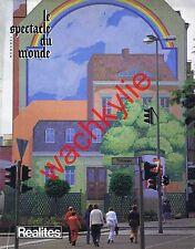 Le spectacle du monde n°224 du 11/1980 Allemagne Berlin Manufrance Irak Portugal