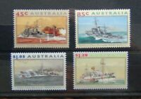 Australia 1993 Second World War Naval Vessels set MNH