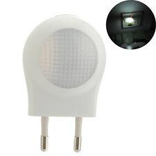 AC110V / 220V Mini LED Night Light  Auto Lighting Sensor Smart Baby Bedroom Lamp