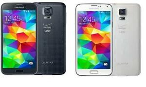 Samsung Galaxy S5 - G900V (Verizon + GSM Unlocked AT&T / T-Mobile) Smartphone