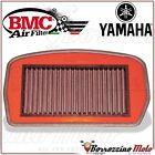 FILTRO DE AIRE DEPORTIVO LAVABLE BMC FM365/04 YAMAHA FZ6 S2 600 2008