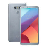 LG G6 H873 32GB Silver Factory Unlocked GSM 4G LTE 13MP Smartphone EXCELLENT