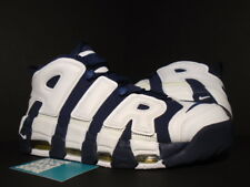 NIKE AIR MORE UPTEMPO TEMPO MAX SCOTTIE PIPPEN USA OLYMPIC WHITE BLUE GOLD DS 11