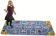 """Spielteppich """"Himmel und Hölle"""" 100 x 200 cm Spielmatte Teppich Spiel Kinder NEU"""
