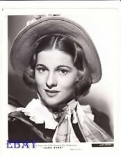 Joan Fontaine Jane Eyre  VINTAGE Photo