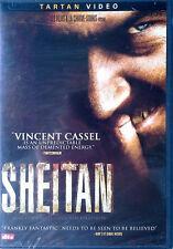 SHEITAN - VINCENT CASSEL - TARTAN VIDEO  - 2006 DVD - STILL SEALED