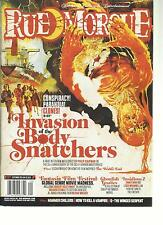 RUE MORGUE,  SEPTEMBER, 2013  ( HORROR IN CULTURE & ENTERTAINMENT * INVASION OF