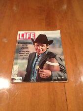 LIFE Magazine Graduation 1970 June 19 1970 Dennis Hopper Ben Chaney Robert Finch