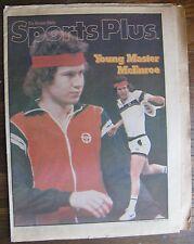 John McEnroe Jan. 26, 1979 Boston Globe Sports Plus