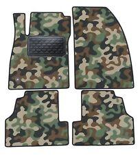 Armee-Tarnungs Autoteppich Autofußmatten für Chevrolet Trax / Opel Mokka ab 2013