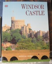 Windsor Castle 1993 UK Official Guide Book Paperback Printed in Great Britain