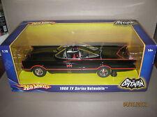 Hot wheels Batmobile  tv series 1966 1/18 1st series made  2007 Mint /Mint boxed
