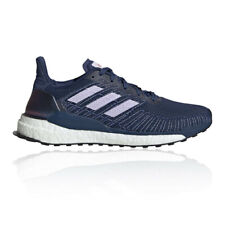 adidas Womens Solar Boost 19 Running Shoes Trainers Sneakers - Blue Sports