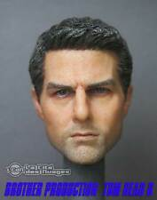 Brother Production Custom 1/6 Scale Head Sculpt Tom Cruise Ver B TY-HD-BP-TOM-B2