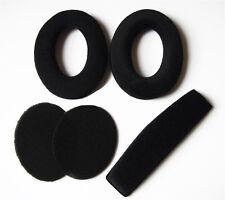 Replacement Ear Pads Cushion For Sennheiser HD515 HD555 HD595 HD518 Headphones