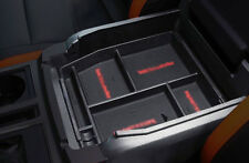 US Ship Armrest Storage Box Organizer Holder 1pcs For Ford F150 F-150 2015-2017