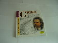 LA GRAN MUSICA: Edvard Grieg, CD mit Buch (1979), PolyGram