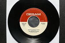 "7"" The Moody Blues - Nights In White Satin - US Deram"