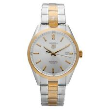 Tag Heuer Carrera WV215D.BD0788 18k Yellow Gold Steel 39mm Automatic Men's Watch