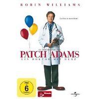 PATCH ADAMS -  DVD NEU ROBIN WILLIAMS,MONICA POTTER,DANIEL LONDON