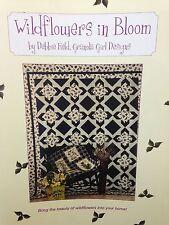 Wildflowers in Bloom By Debbie Field Granola Girl Designs Quilt Patterns WE58239