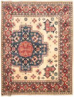 """Hand-knotted Afghan Carpet 13'2"""" x 13'0"""" Finest Gazni Traditional Wool Rug"""