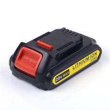 For DeWalt Li-Ion 20V Max 2.0Ah Amp Compact Battery DCB181-XJ N123283 DCB201 HOT