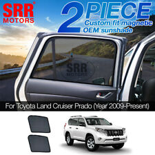 Magnetic Sun Shade Rear Door Car Window For Toyota Land Cruiser Prado J150 Visor