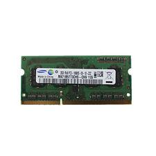 Memoria RAM 2GB Samsung Ddr3-1333mhz Pc3-10600 M471b5773chs-ch9 1rx8 nueva
