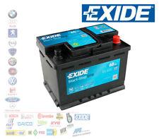 Autobatterie 12V 60 Ah 640A Stichwort Start & Stop Exide Efb Juliet Mythos Bravo
