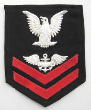WW2 US Navy Airship Rigger 2nd Class Rank Rate - PS