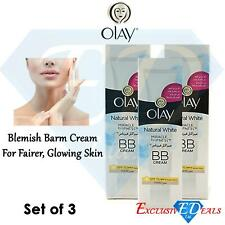 3 x Olay Natural White BB Cream 50ml Natural White SPF15