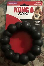 KONG X-LARGE RUBBER RING FOR TOUGH DOG CHEWERS FREE SHIPPING
