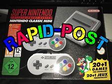 Nuevo Mini Clásico De Super Nintendo Snes Mini Reino Unido stock con 2 controladores Nes