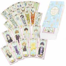 Card Captor Sakura CLEAR CARD Li Syaoran Cosplay Seal Charm Paper Magic 4pc//1set