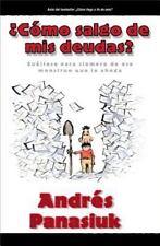 ?Como salgo de mis deudas? (Spanish Edition)-ExLibrary