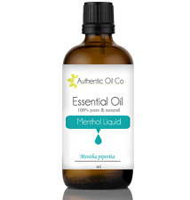 Menthol Liquid Essential Oil 100ml