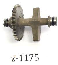 YAMAHA XT 125' 02-Ondata di compensazione