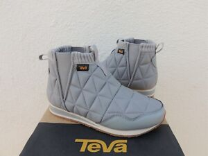 TEVA DRIZZLE GREY EMBER MID SNEAKER ANKLE BOOTS, WOMEN US 11/ EUR 42 ~NEW