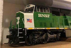 NEW BN SD60M 2 PANE WHT FACE #1991 RARE NEVER RUN HO ATHEARN GENESIS BURLINGTON