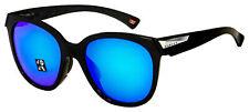 Oakley Low Key Women's Sunglasses OO9433-0454 Black | Prizm Sapphire Polarized