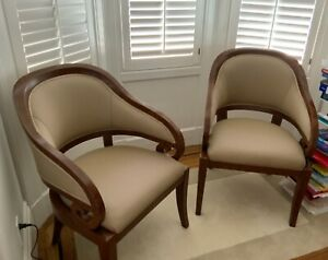 chair set of 2 - Beautiful accent chairs